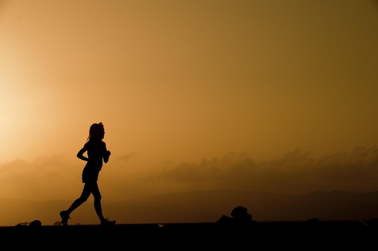 afvallen hardlopen of zwemmen