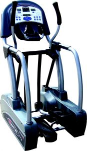 Crosstrainer machine