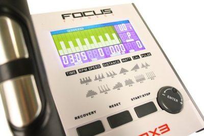 Focus display